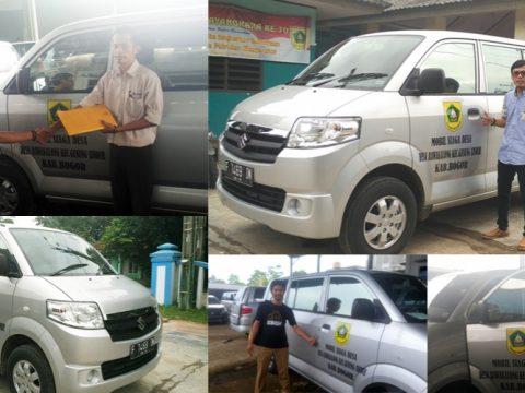 Bantuan Mobil Operasional Desa Siaga